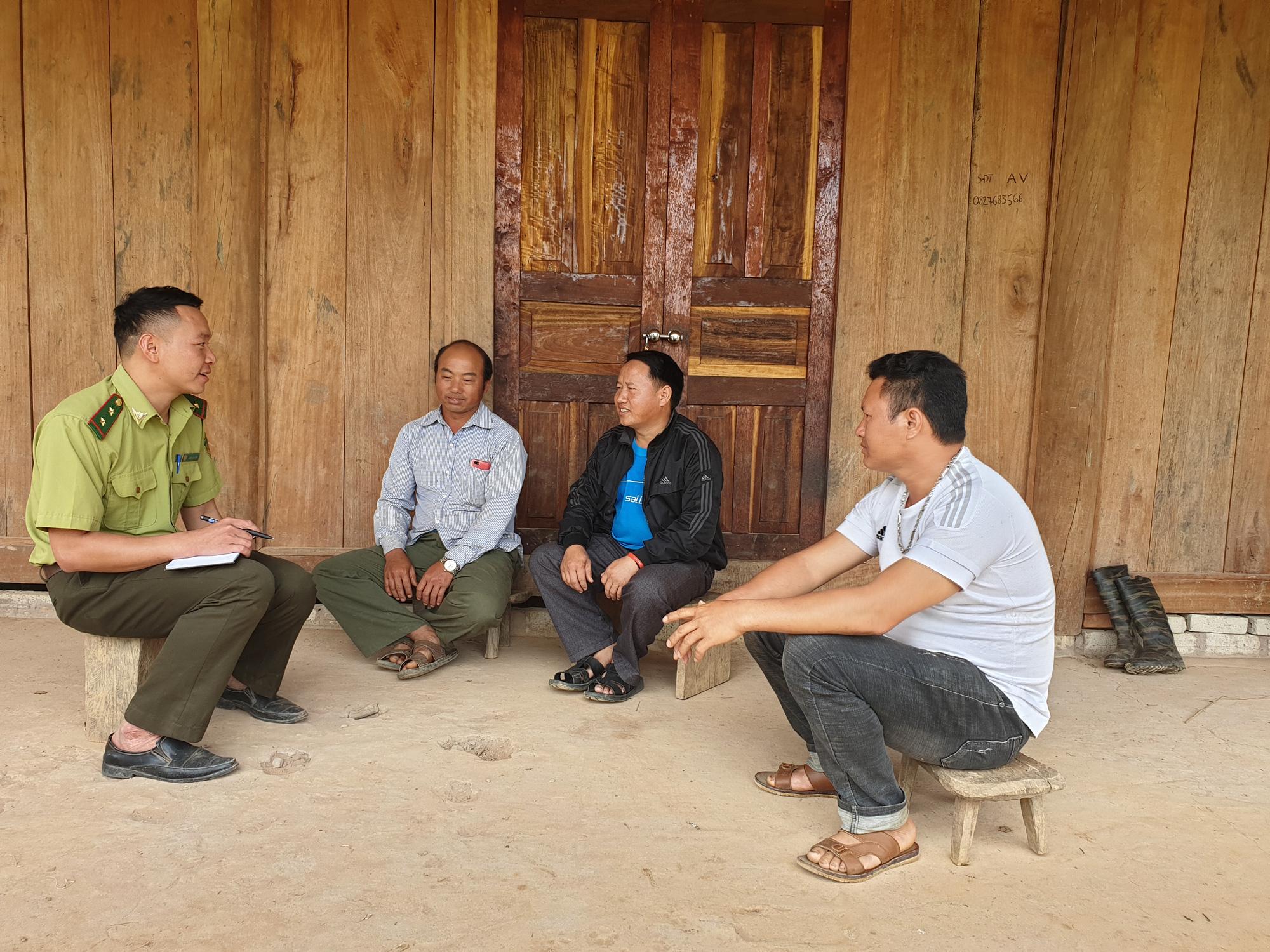 Điện Biên: Không lơ là trong công tác bảo vệ rừng - Ảnh 1.