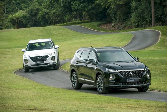 Hyundai SantaFe có gì đặc biệt để trở thành chiếc SUV 7 chỗ bán chạy nhất Việt Nam? - Ảnh 4.