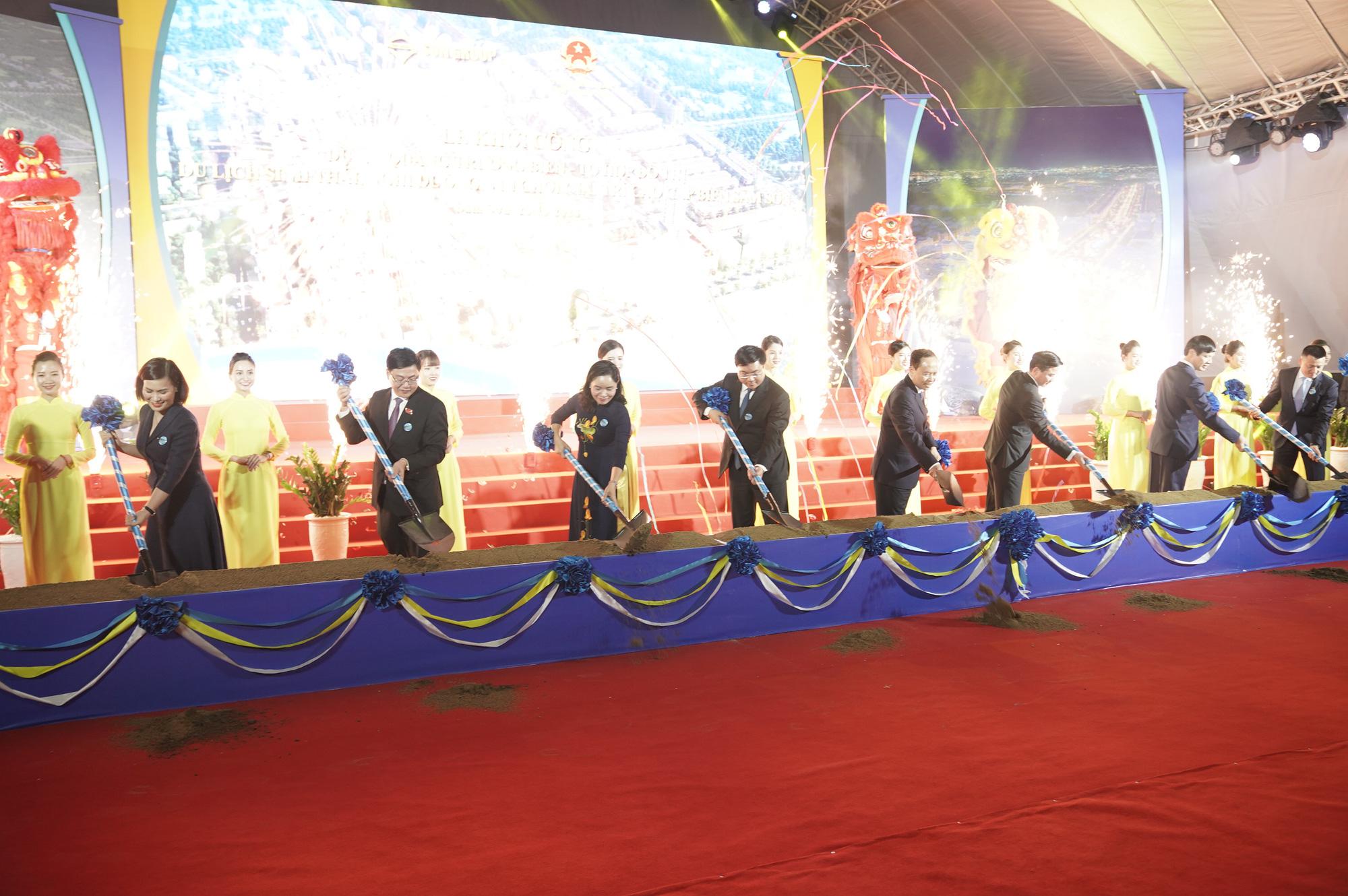 Tập đoàn Sun Group khởi công dự án tỷ USD tại Thanh Hóa - Ảnh 2.