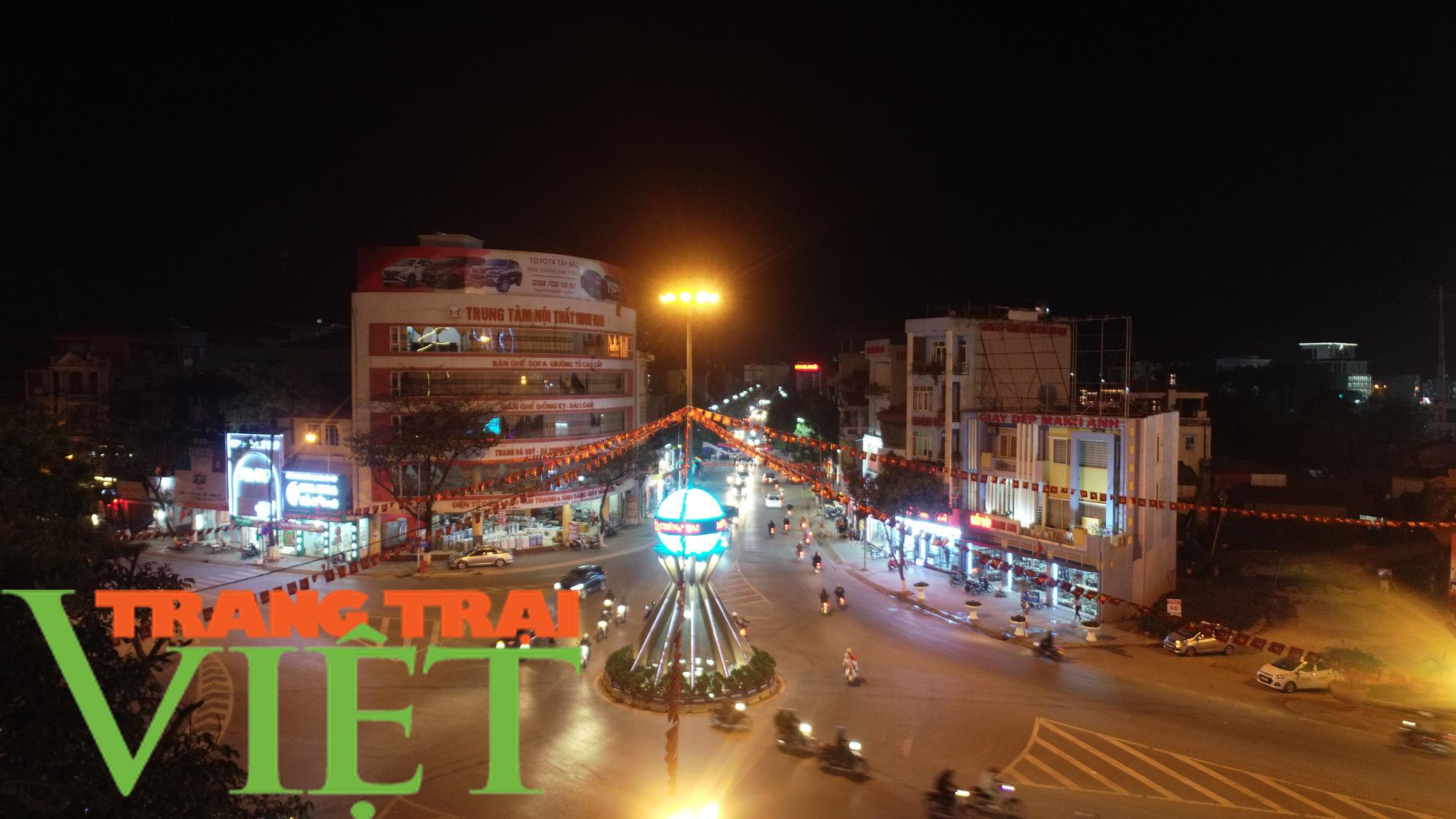 TP. Sơn La thực hiện thu ngân sách, xây dựng và phát triển đô thị - Ảnh 5.