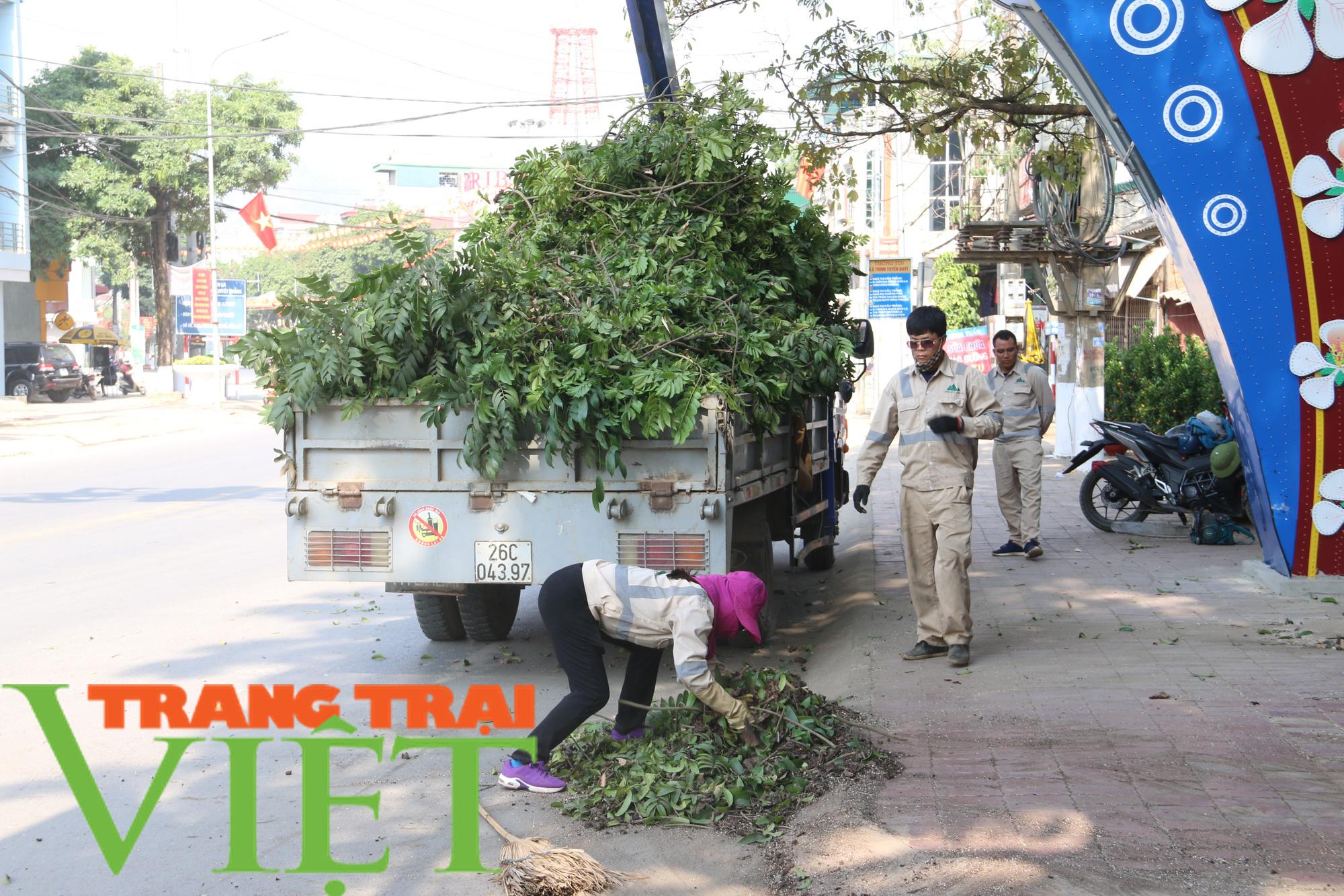 TP. Sơn La thực hiện thu ngân sách, xây dựng và phát triển đô thị - Ảnh 6.