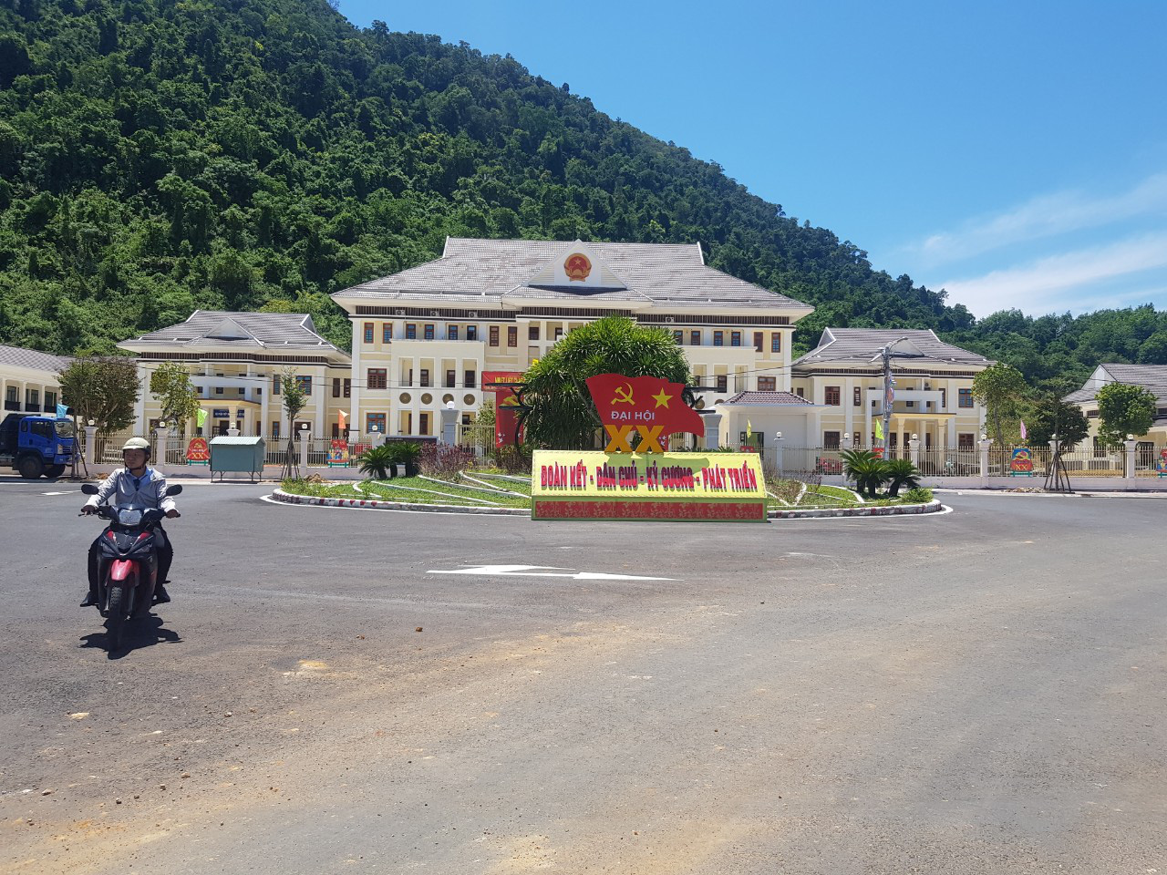 Quảng Nam: Nông thôn mới ở Nam Giang gắn với OCOP giúp khu vực miền núi đổi thay - Ảnh 1.