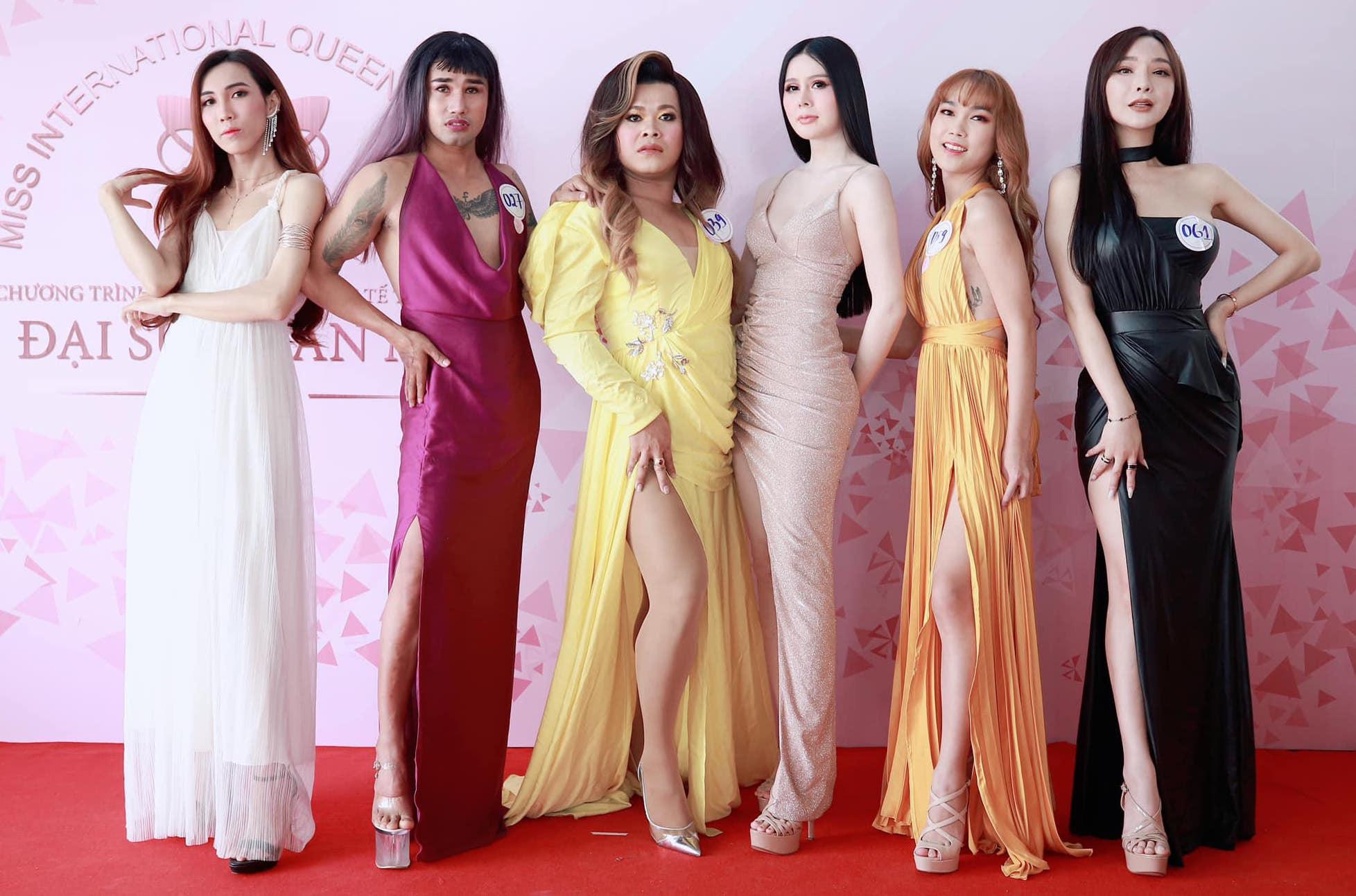 Hoa hậu Chuyển giới Việt Nam 2020: Người lộ nhược điểm hình thể, người làm lố với vẻ ngoài khác lạ - Ảnh 5.