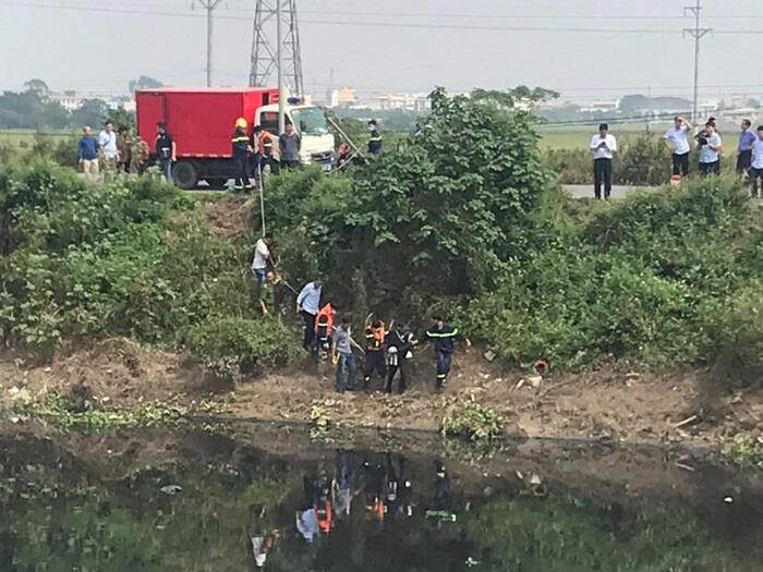 Sốc hiện trường vụ nữ sinh học viện Ngân hàng bị cướp tài sản, thi thể dưới sông Nhuệ - Ảnh 7.