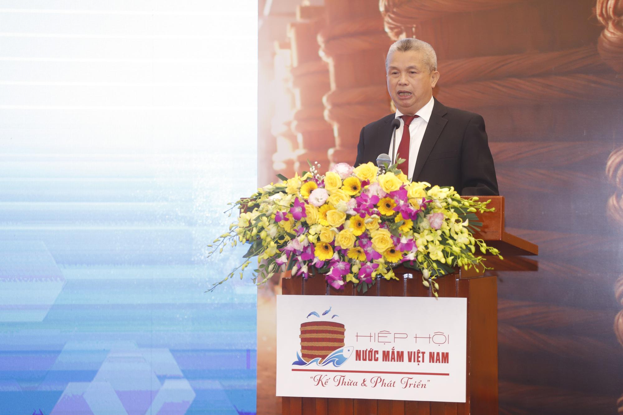 Hôm nay ra mắt Hiệp hội Nước mắm Việt Nam: Phát triển ngành hàng trị giá 6.000 tỷ đồng - Ảnh 4.