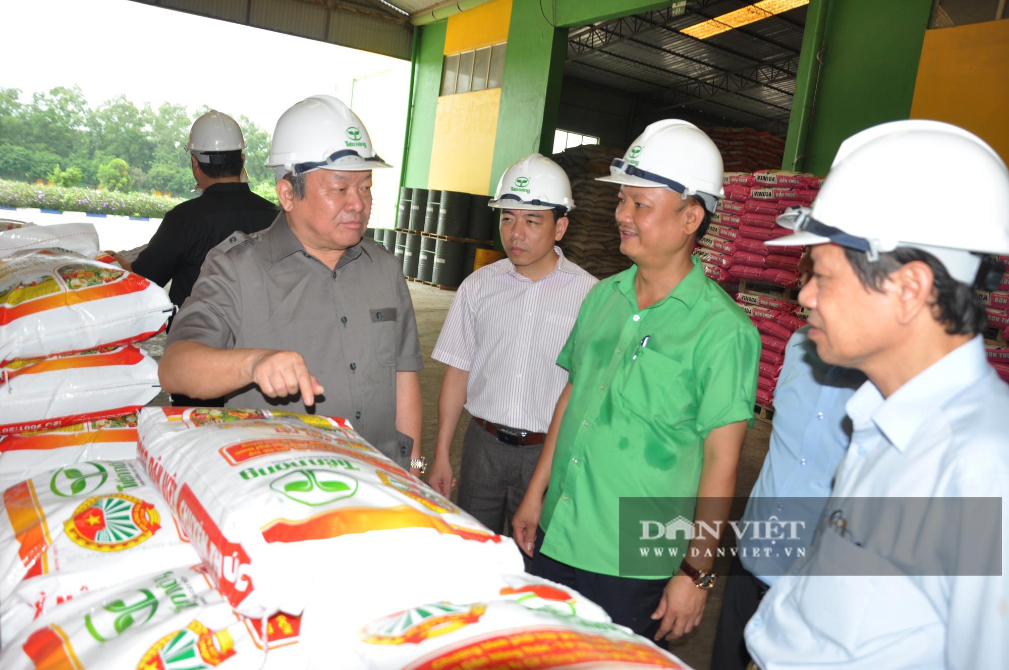 Chủ tịch Hội NDVN Thào Xuân Sùng: Nông dân thiệt đơn thiệt kép vì phân bón không được khấu trừ thuế GTGT - Ảnh 3.