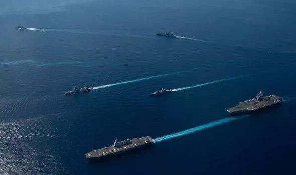 Mỹ, Nhật bắt tay làm điều này khiến Trung Quốc phải gióng chuông báo động - Ảnh 3.
