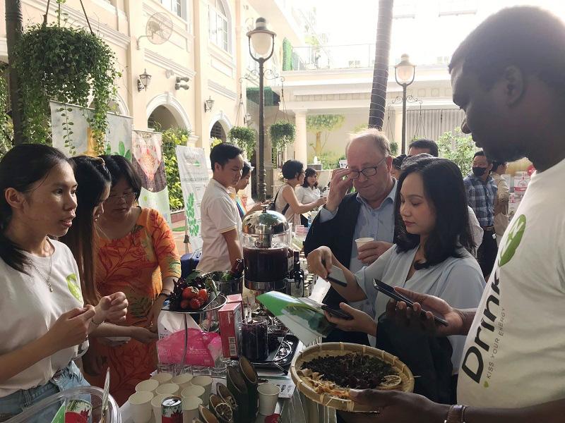 Sản phẩm nông nghiệp hữu cơ Việt Nam đã xuất khẩu đi 180 nước - Ảnh 1.