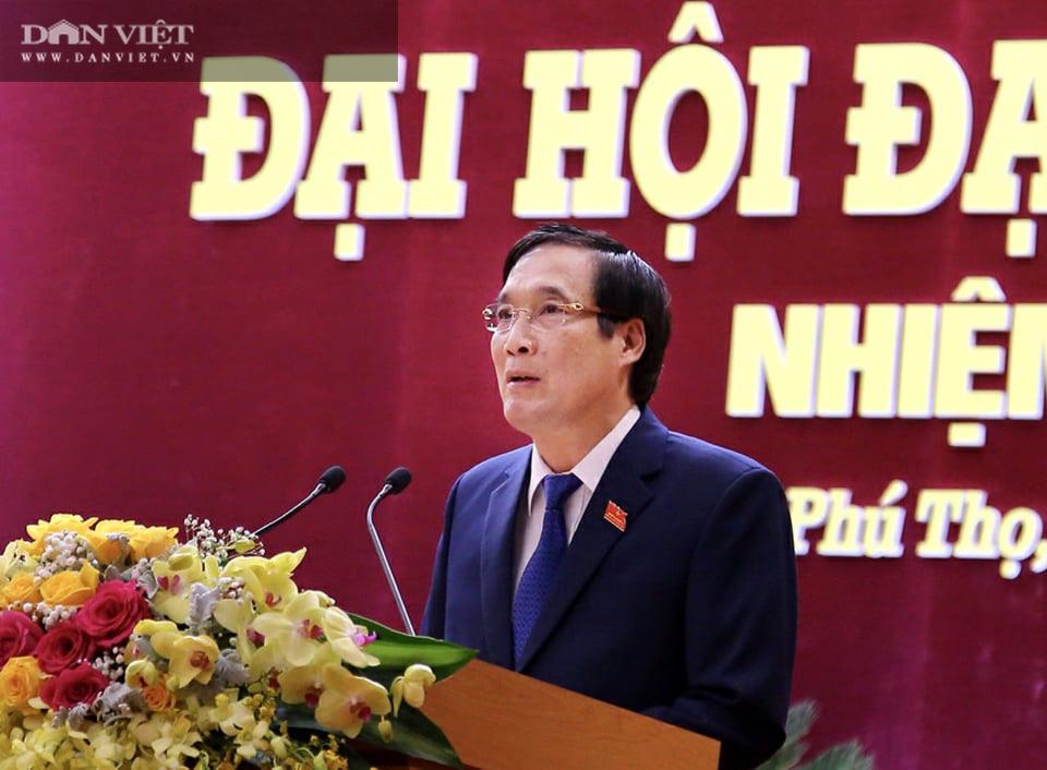 Thủ tướng Nguyễn Xuân Phúc dự và chỉ đạo Đại hội Đảng bộ tỉnh Phú Thọ - Ảnh 2.