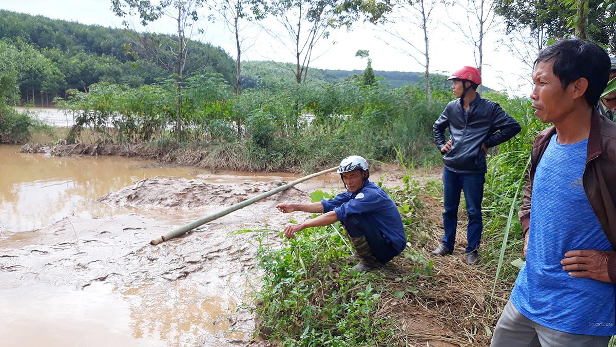 Thủy điện tích nước vô lối ở tỉnh Kon Tum: Nếu tiếp tục vi phạm sẽ thu hồi giấy phép - Ảnh 1.