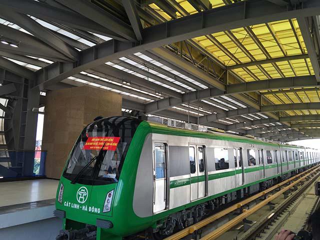 Đường sắt Cát Linh - Hà Đông là vướng mắc lớn đối với giải ngân vốn ODA  - Ảnh 1.