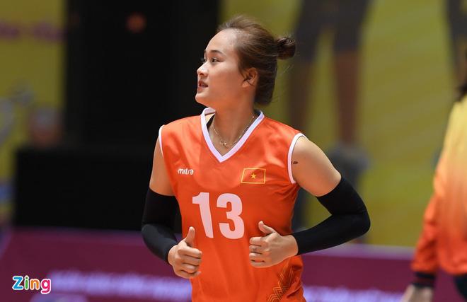 5 hoa khôi của bóng chuyền nữ Việt Nam: Chẳng kém người đẹp thi hoa hậu - Ảnh 3.