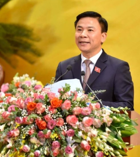 Thanh Hóa có tân Bí thư Tỉnh ủy thay ông Trịnh Văn Chiến - Ảnh 1.