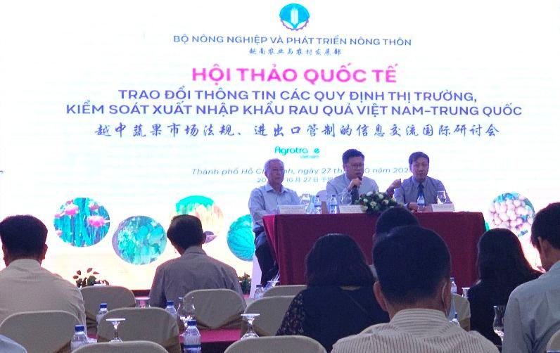 Xuất nhập khẩu nông sản Việt Nam-Trung Quốc đạt hơn 9,8 tỷ USD - Ảnh 1.