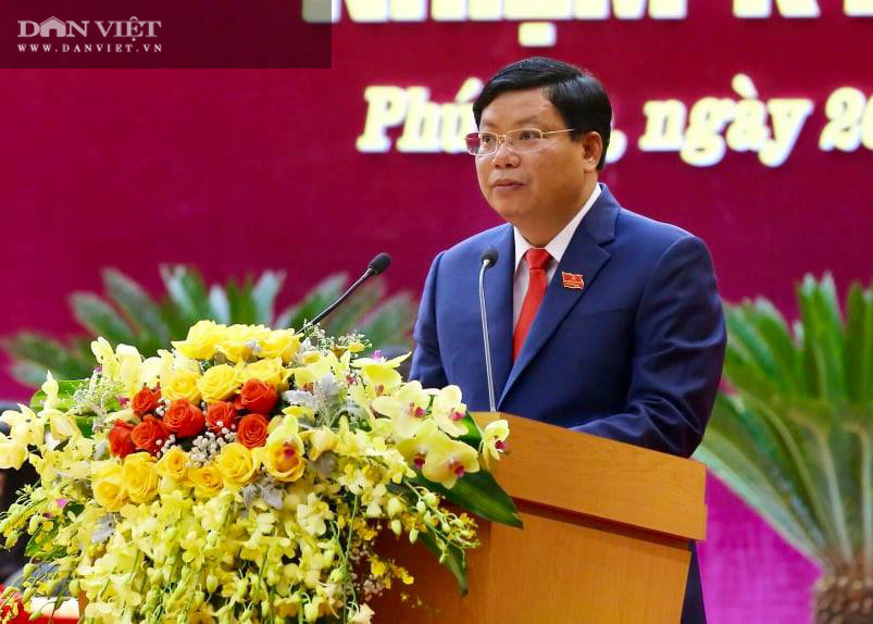Đại hội Đảng bộ tỉnh Phú Thọ khóa XIX: Phấn đấu 84% số khu dân cư đạt chuẩn nông thôn mới - Ảnh 1.