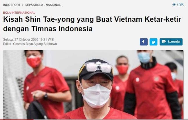 """Tin tối (29/10): Báo Indonesia lấy đội U19 """"dọa"""" bóng đá Việt Nam - Ảnh 1."""