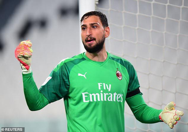 Donnarumma chưa gia hạn với AC Milan