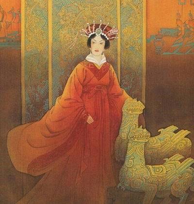 Những hoàng hậu độc ác nhất lịch sử Trung Quốc - Ảnh 1.