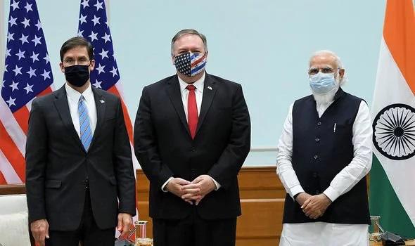 """Bắc Kinh """"nổi đóa"""" yêu cầu Mỹ ngừng can thiệp xung đột này ngay - Ảnh 1."""