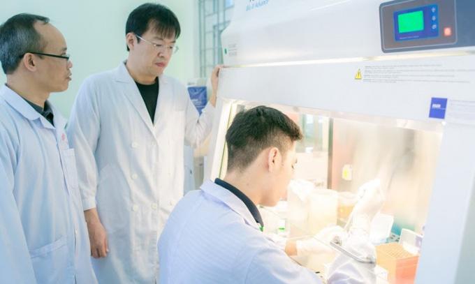 Nghiên cứu thành công Kit phát hiện virus dịch tả lợn Châu Phi - Ảnh 3.