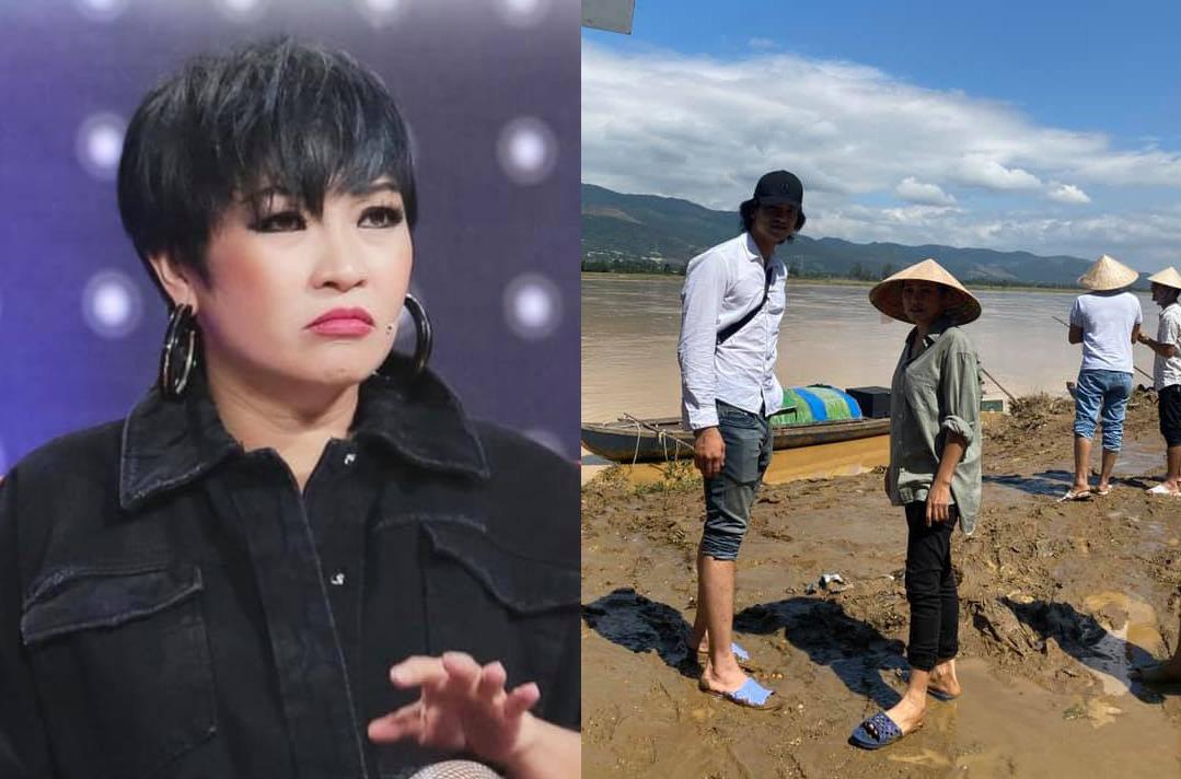 """Phương Thanh đã làm việc với Sở TT-TT TP.HCM sau phát ngôn tố người dân Quảng Ngãi """"canh me 10 triệu từ thiện"""" - Ảnh 1."""