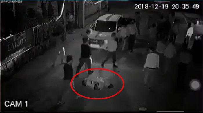 Truy tố con nuôi Đường Nhuệ trong vụ đánh nát chân thanh niên ở Thái Bình - Ảnh 2.