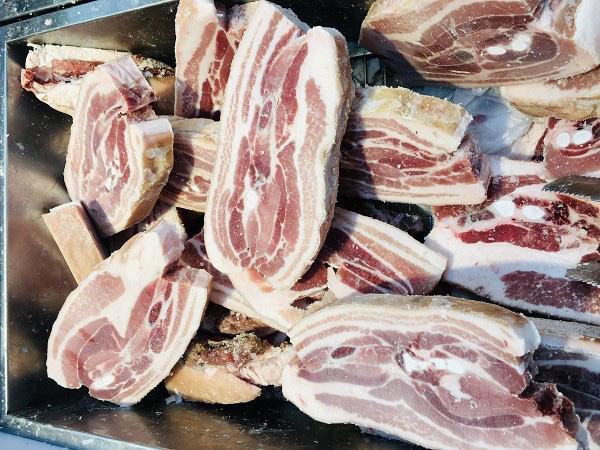 Việt Nam sẽ nhập khẩu 300- 500 triệu USD thịt lợn đông lạnh của Mỹ - Ảnh 2.