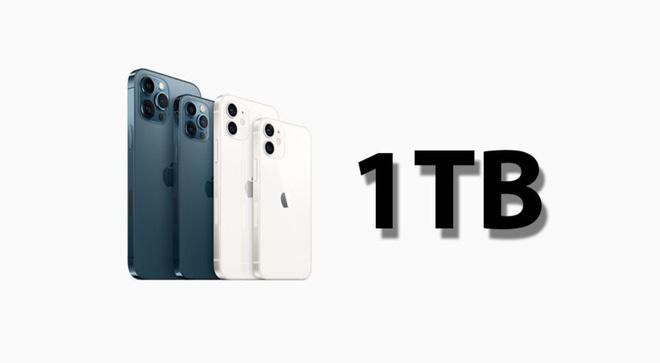 iPhone 13 có thể trang bị bộ nhớ hơn 1.000 GB - Ảnh 3.