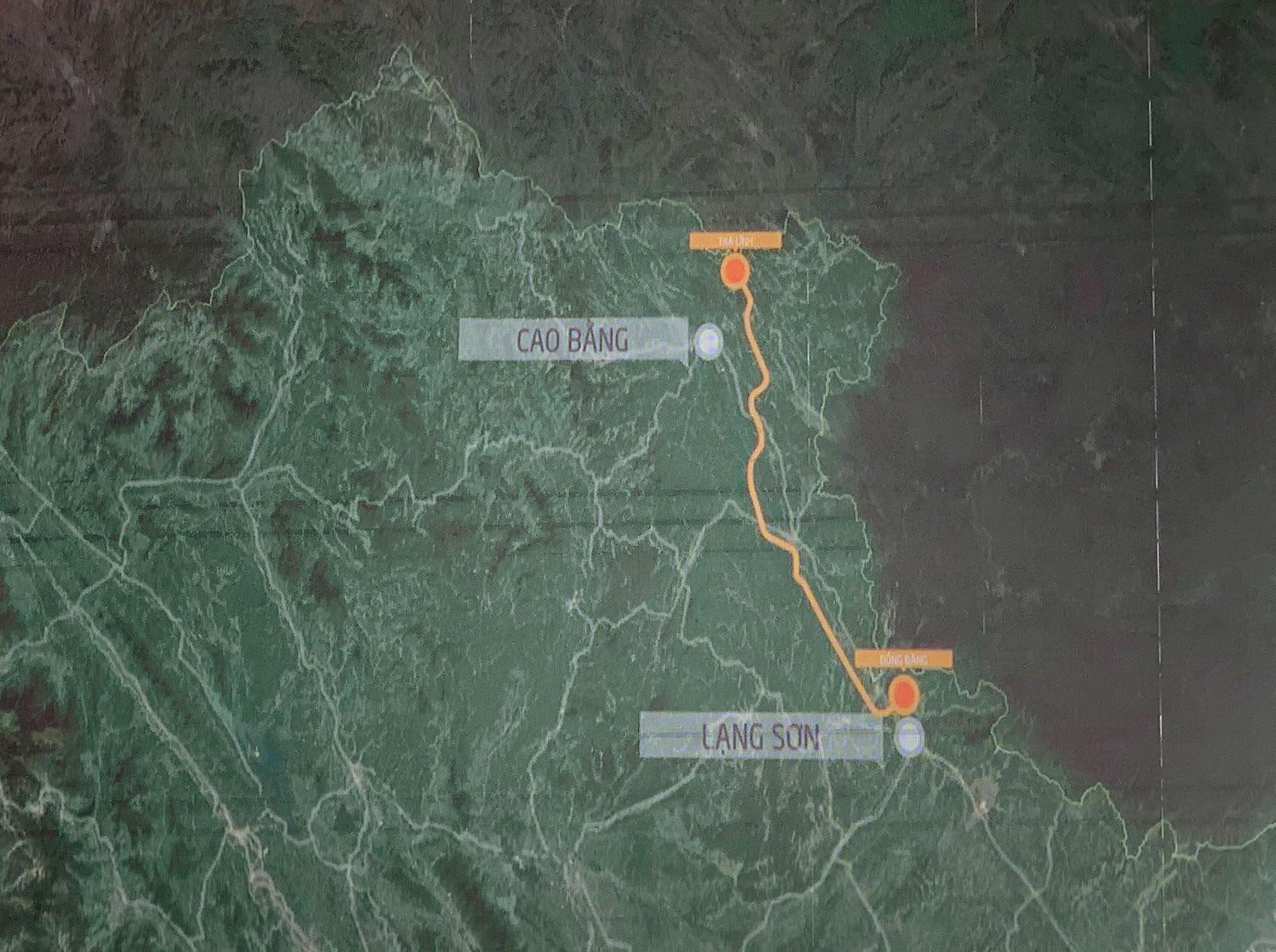 Cao Bằng: Động thổ tuyến đường cao tốc kiểu mẫu về thân thiện môi trường - Ảnh 4.