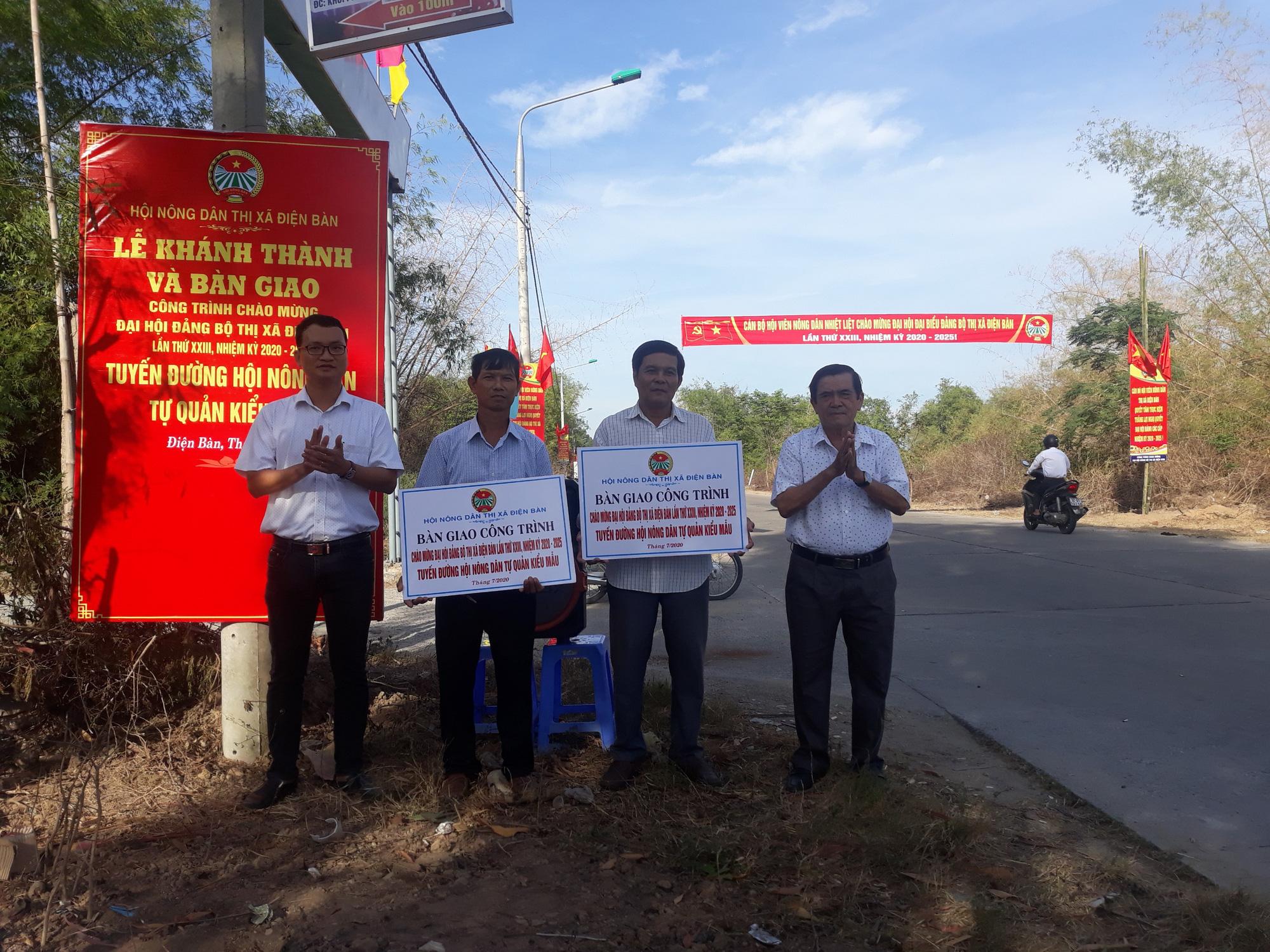 Quảng Nam: Hội Nông dân Điện Bàn – Điểm tựa cho bà con nông dân - Ảnh 5.