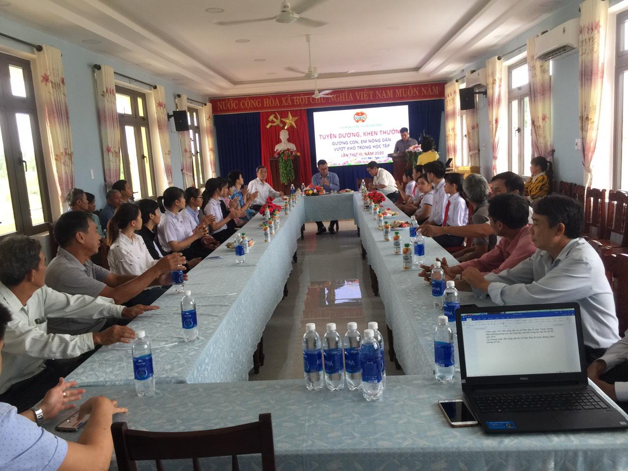 Quảng Nam: Hội Nông dân Điện Bàn – Điểm tựa cho bà con nông dân - Ảnh 7.
