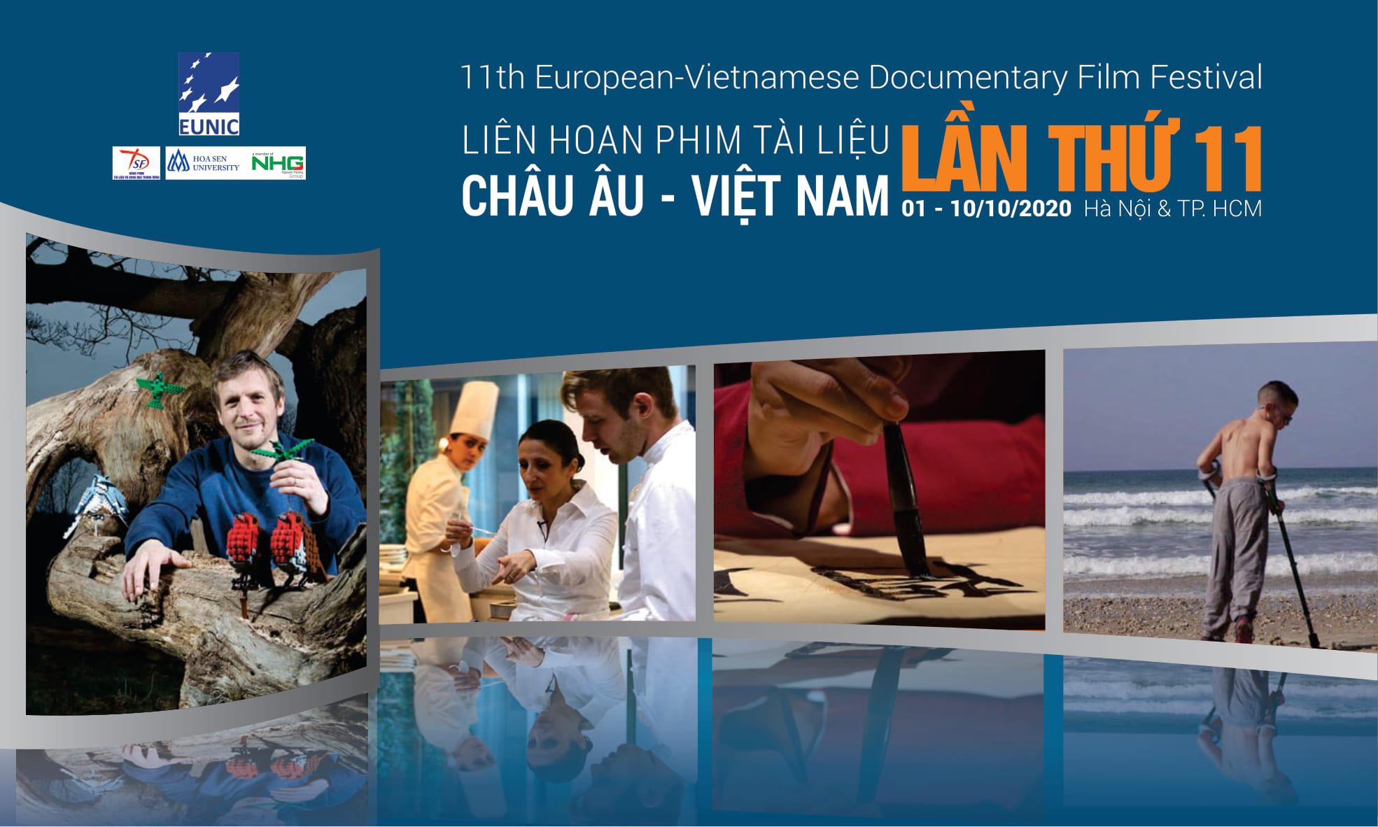 Nhiều tác phẩm đặc sắc được công bố trong Liên hoan phim Tài liệu Châu Âu – Việt Nam lần thứ 11 - Ảnh 1.