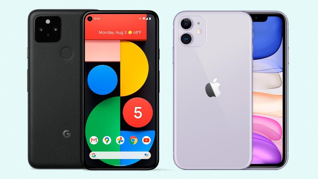 Google Pixel 5 khiến iPhone 11 trở nên lỗi thời và đắt đỏ - Ảnh 1.