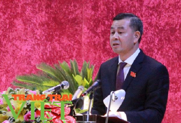 Ông Ngô Văn Tuấn được bầu làm Bí thư tỉnh ủy Hòa Bình, nhiệm kỳ 2020 - 2025  - Ảnh 1.