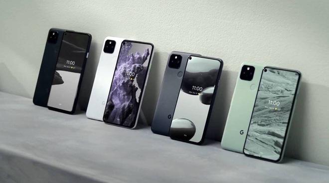 Google Pixel 5 khiến iPhone 11 trở nên lỗi thời và đắt đỏ - Ảnh 2.