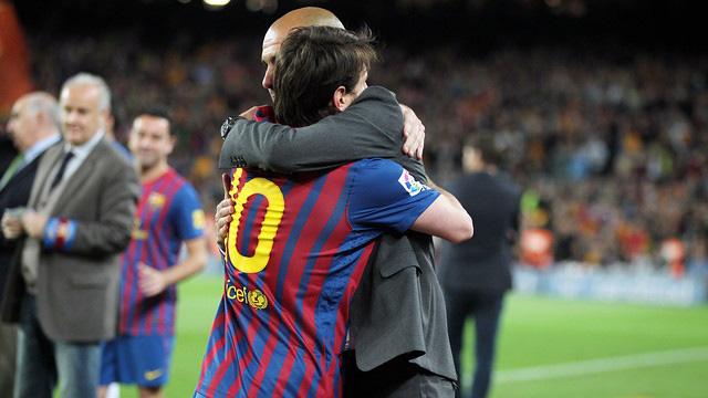 """ƯCV chủ tịch Barca: """"Tôi sẽ tái hợp Guardiola - Messi tại Nou Camp"""" - Ảnh 1."""
