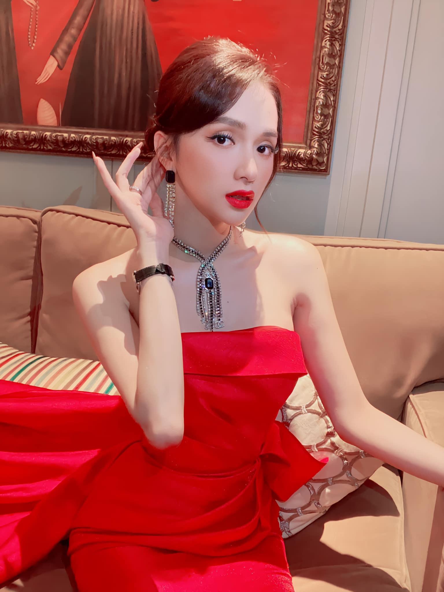 """Bất ngờ Hương Giang đáp trả kẻ """"ném đá"""" bằng tâm thư dài: """"Tôi sẽ không khoan nhượng"""" - Ảnh 1."""