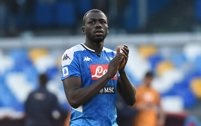 Koulibaly đang là mục tiêu của Liverpool