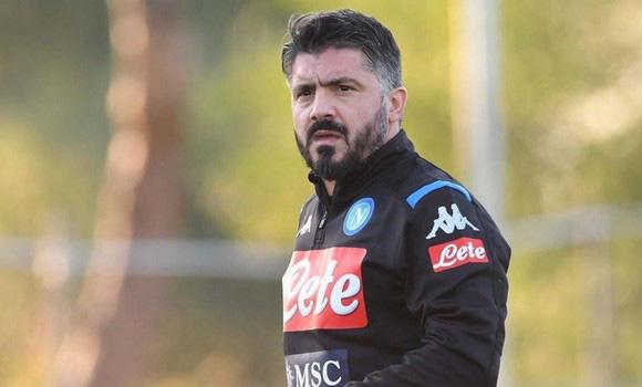 Gattuso đang khá thành công ở Napoli