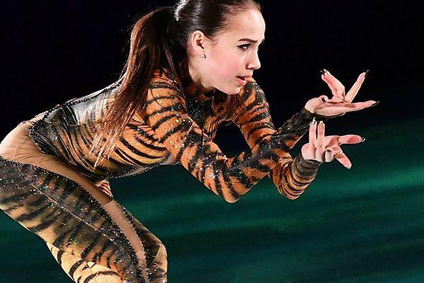 """Vẻ đẹp gây sốt của """"cô gái vàng"""" của làng thể thao Nga - Ảnh 6."""