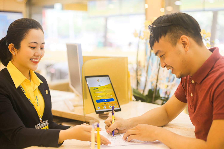 Lợi nhuận trước thuế quý 3/2020 Nam A Bank tăng hơn 42% so với cùng kỳ năm 2019 - Ảnh 1.