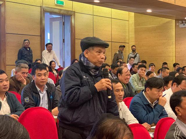 """Hà Nội đối thoại với người dân Sóc Sơn: """"Chặn xe rác là hành vi vi phạm pháp luật"""" - Ảnh 1."""