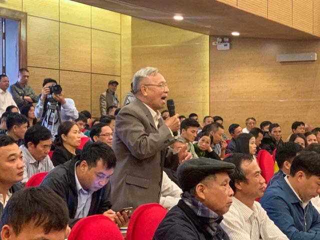 """Hà Nội đối thoại với người dân Sóc Sơn: """"Chặn xe rác là hành vi vi phạm pháp luật"""" - Ảnh 2."""
