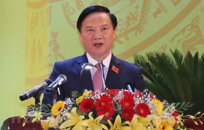 Ủy viên Trung ương Đảng, Bí thư Tỉnh ủy Nguyễn Khắc Định - Ảnh 1.