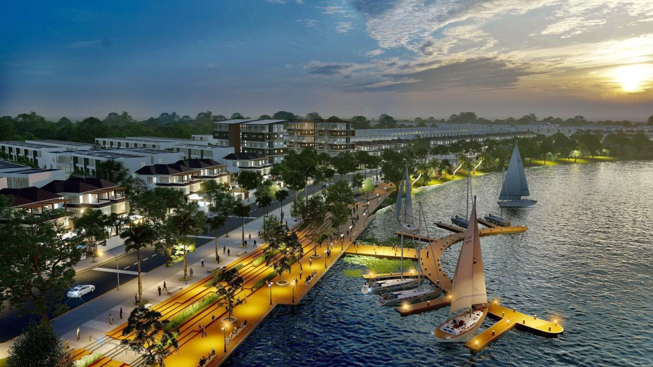 """Khu đô thị Ngọc Dương Riverside hút khách nhờ vị trí """"vàng"""" giáp sông, gần biển - Ảnh 3."""
