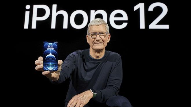 Doanh số iPhone quý III giảm mạnh - Ảnh 1.