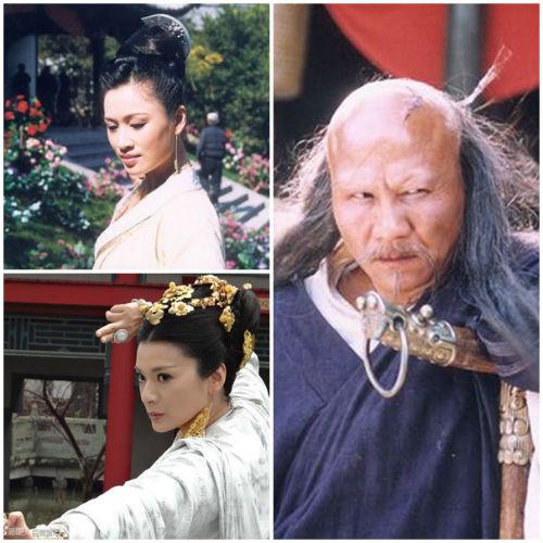 6 mối tình trái luân thường đạo lý trong kiếm hiệp Kim Dung - Ảnh 4.