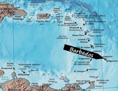 Bí ẩn xung quanh những cỗ quan tài tự dịch chuyển ở Barbados 200 năm trước - Ảnh 1.
