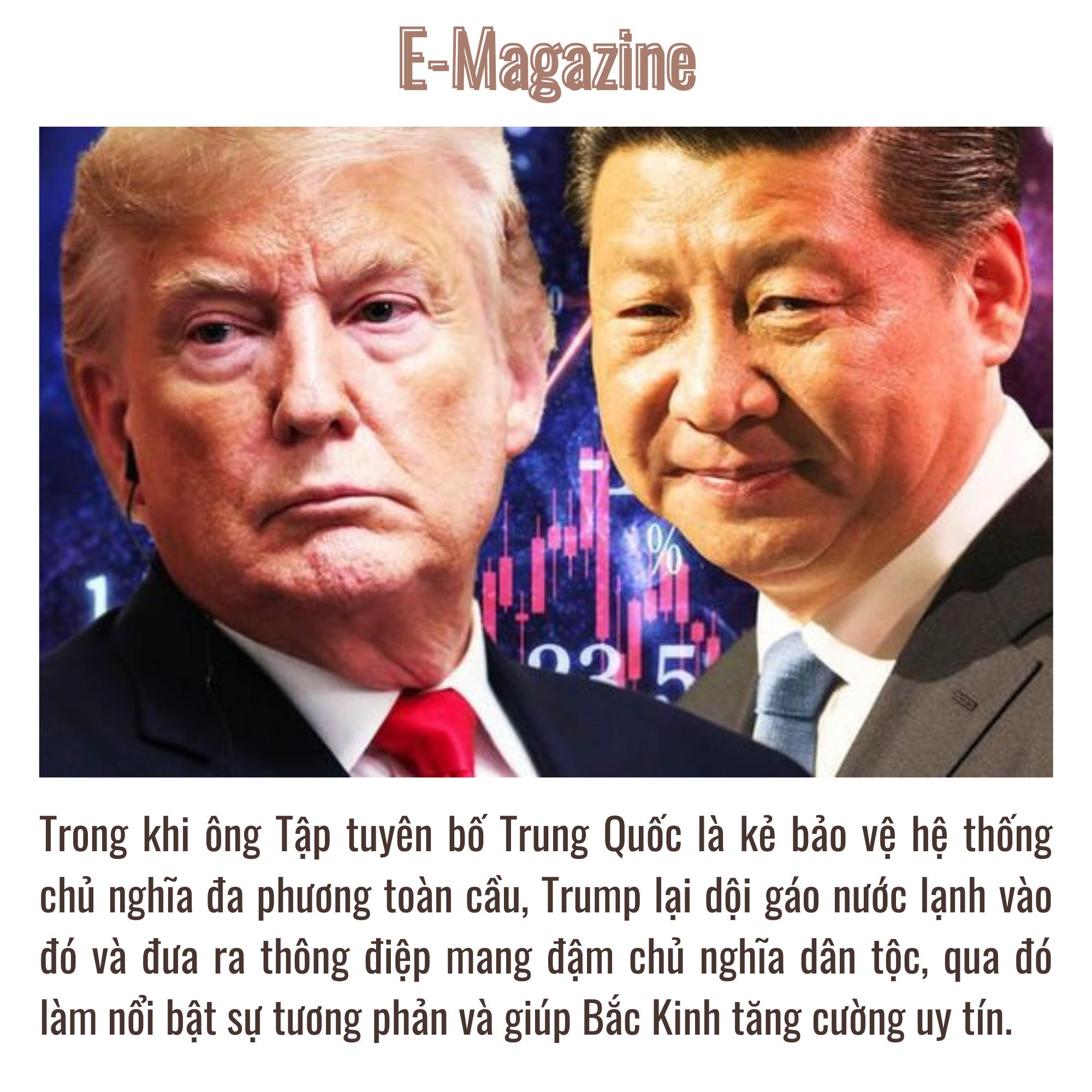 Nhìn lại tình bạn Donald Trump - Tập Cận Bình: 4 năm từ thân thiết đến rạn nứt - Ảnh 5.
