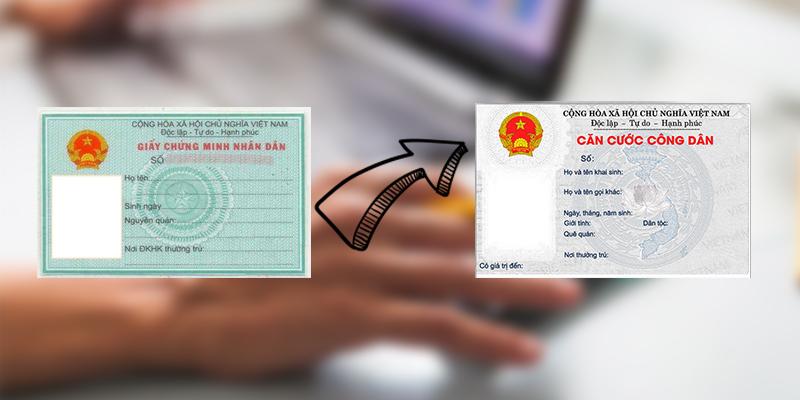 Cần làm gì với cơ quan thuế khi NLĐ đổi CMND sang thẻ Căn cước công dân?  - Ảnh 1.